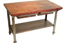 24+ Attractive Industrial Kitchen Island That Are Worth Stealing