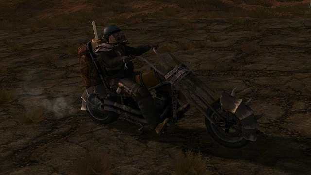 The Spiked Chopper