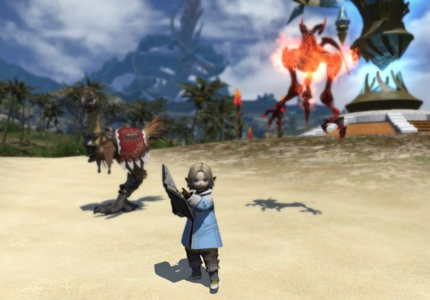 FFXIV] Alts everywhere! – Shards of Imagination