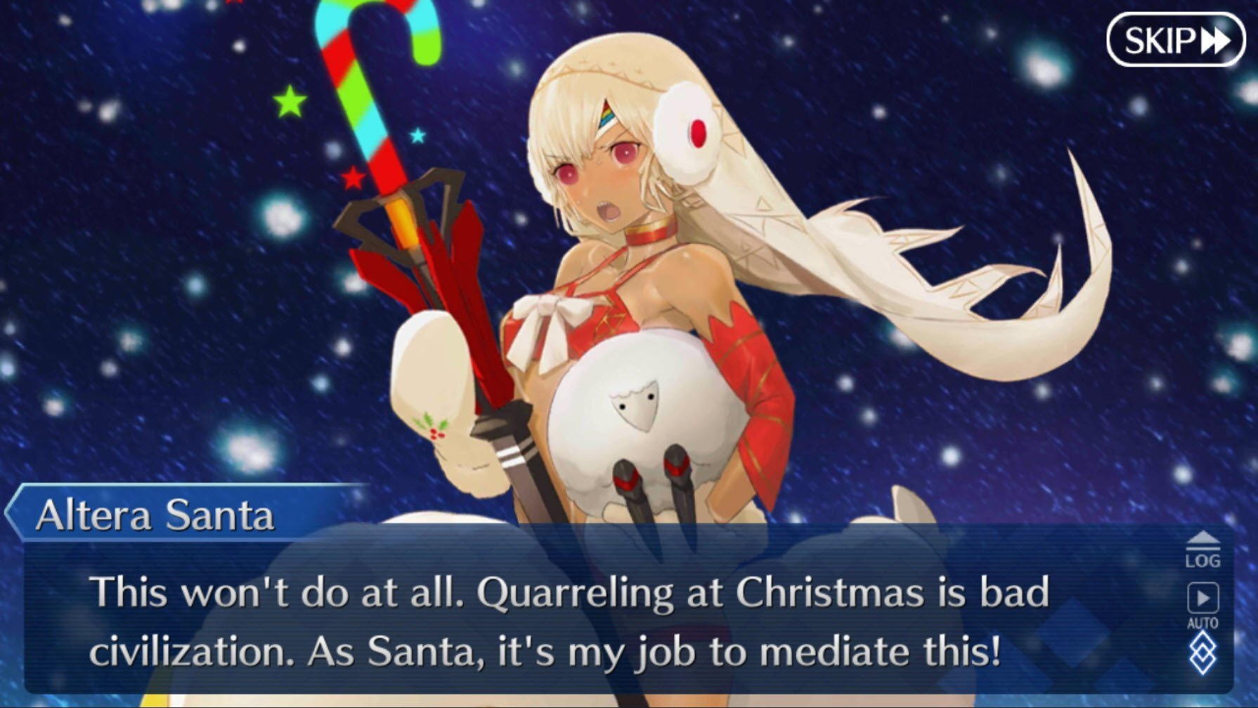 Fgo 2020 Christmas FGO] Farming the Christmas 2019 event   Shards of Imagination