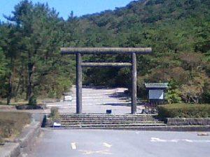 霧島神宮社