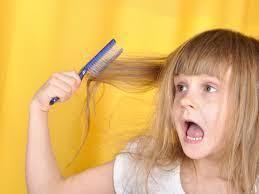 髪のうねり1