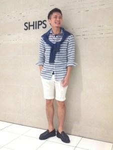 海 デート 服装2