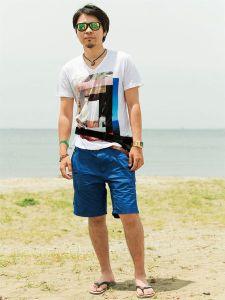 夏フェス 服装16