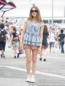 サマソニ 服装 レディース18