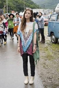 サマソニ 服装 レディース4
