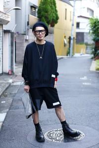 サマソニ 服装 メンズ12