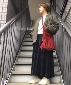 紅葉デート 服装11