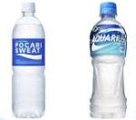 ポカリスエットとアクエリアスの成分の違い!体調不良時に飲むのは?