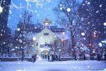 北海道で雪が降るのはいつからいつまで?