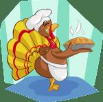 クリスマスに七面鳥を食べてみたい!値段や味は?
