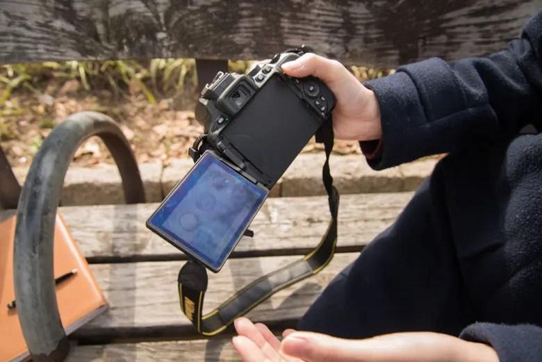 Nikon D5500インタビュー