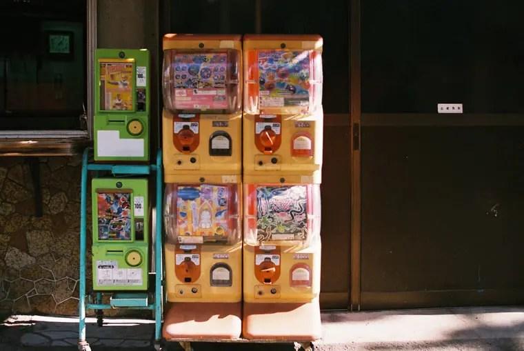 Nikon F3で撮った写真