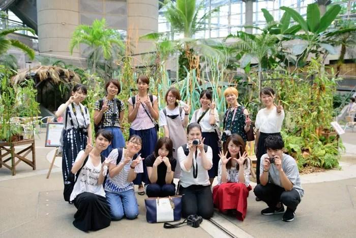 東京カメラガールズとのコラボ企画