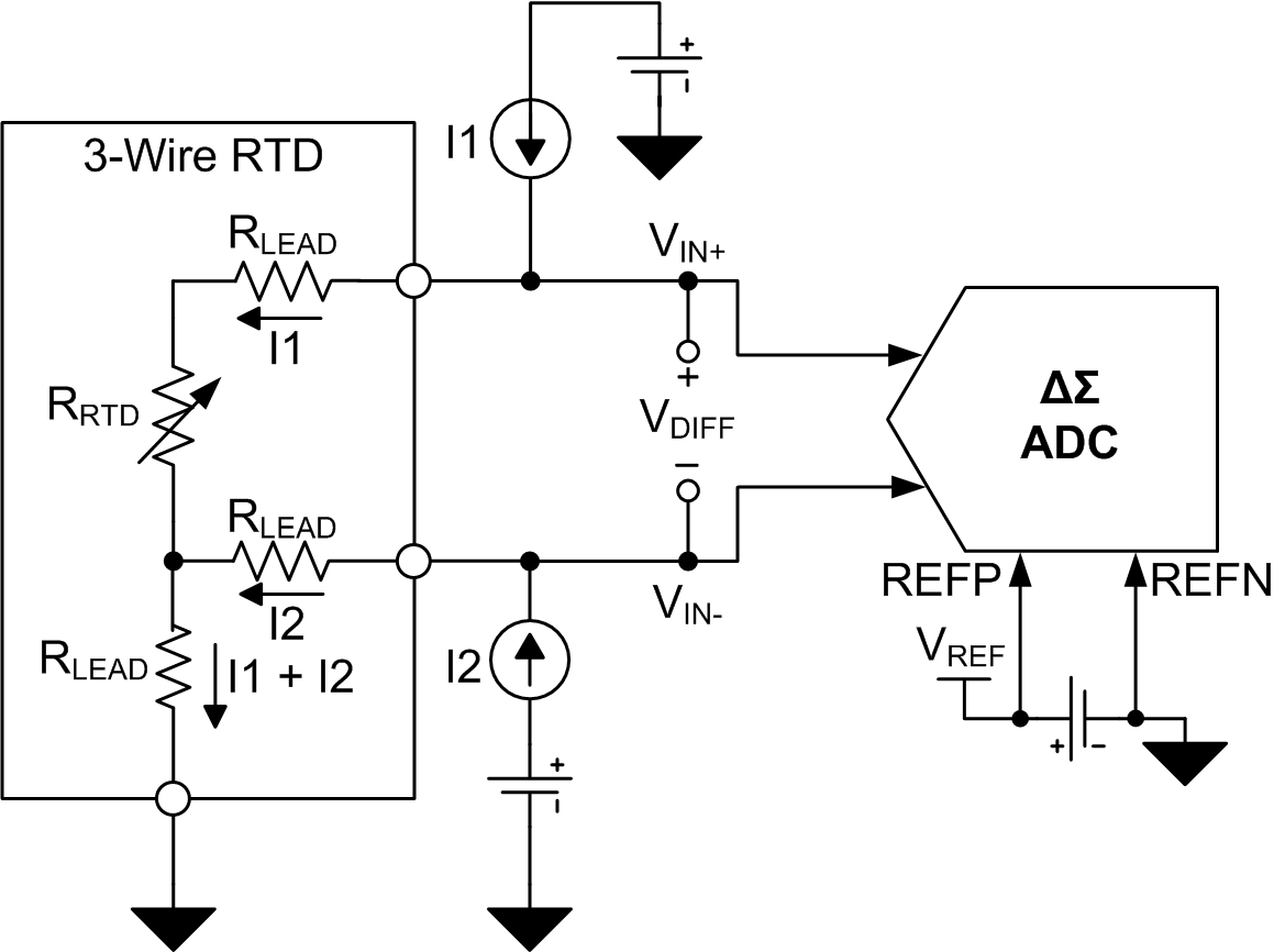 3 Wire Rtd Diagram