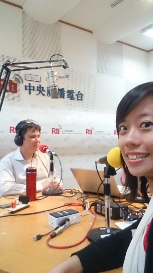 work- 廣播節目介紹快樂益生菌公益計畫