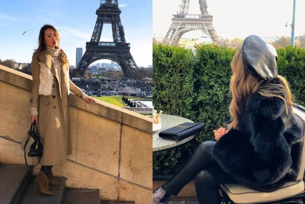 在巴黎時尚產業工作背後許多心酸,值得慰藉的當然還是身後那片美景