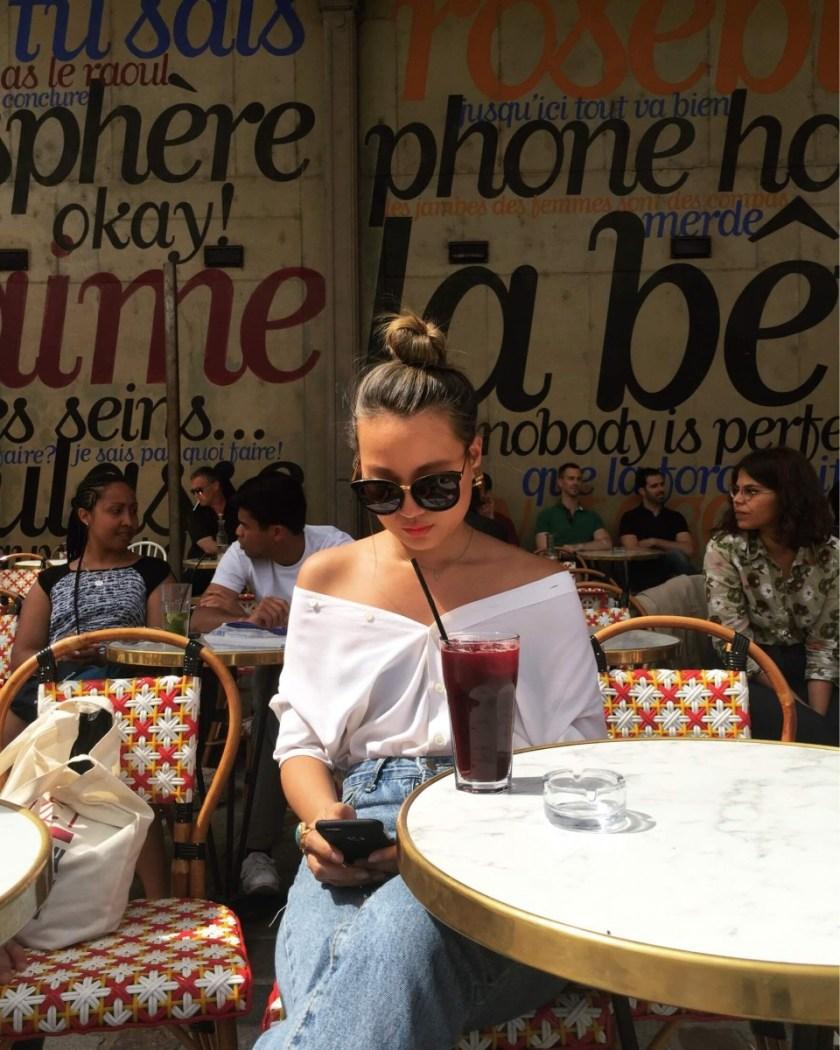 因緣際會下來到巴黎,Laurine也一步步逐漸實現夢想