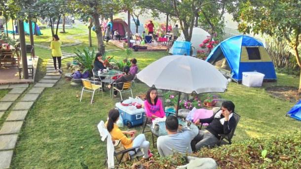 位於杉林區的桂田莊園地理位置佳,周邊有不少知名景點。