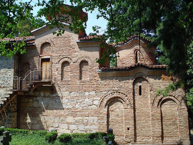 首都索菲亞的波揚納教堂(Boyana Church)是世界遺產之一。(圖片來源:flicker)