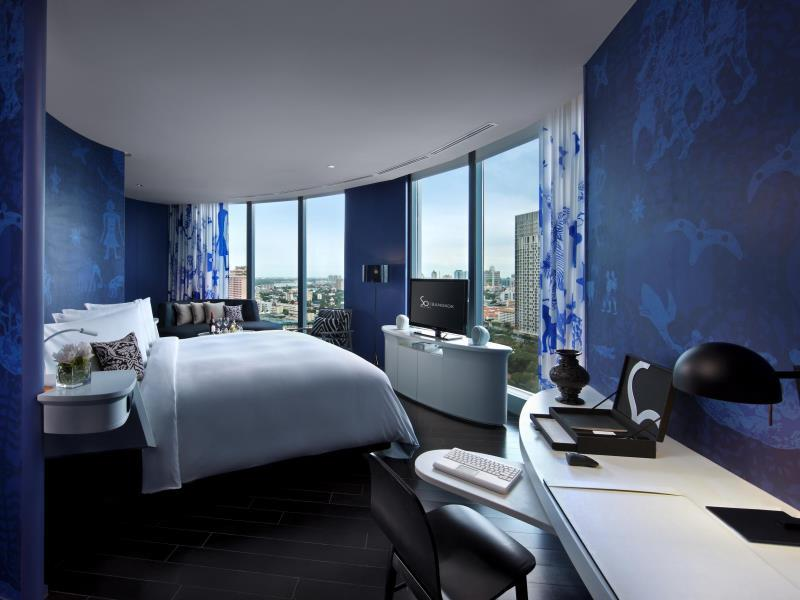 Sofitel So Bangkok room