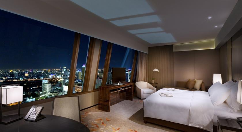 The Okura Prestige Bangkok room