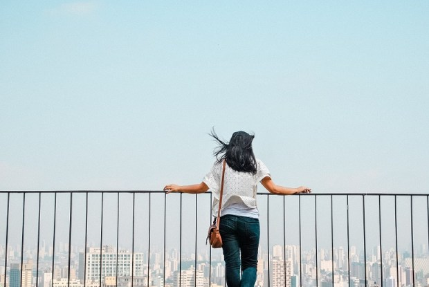 women city view