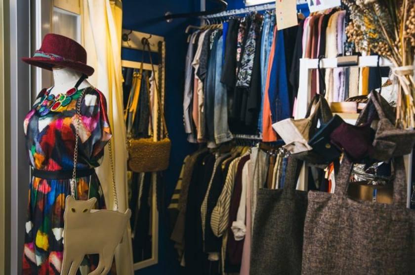有些人認為二手物又殘又舊,其實也視乎每件衣服的狀態和質料。