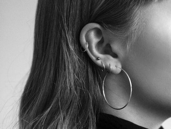 這問題其實看個人喜好而有不同,除了常見的耳垂之外,也有人會選擇耳骨、耳輪或耳屏等位置。