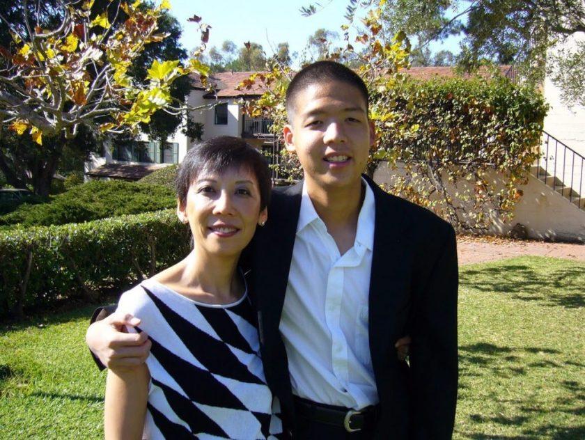 亞平積極陪伴兒子 Tom 一起面對多重學習困難的人生挑戰