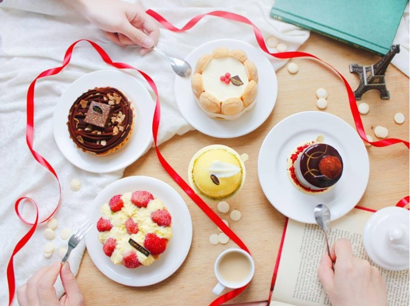 (每個節慶 Color C'ode 都會推出 1-2 款新蛋糕,但同時 Kelly 也想留住雋永的經典味道)