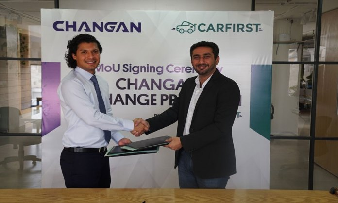 Master Motor and Carfirst Join Hands for for exchange program