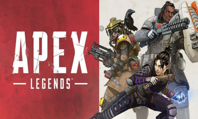 Apex Legends is preparing for the upcoming season