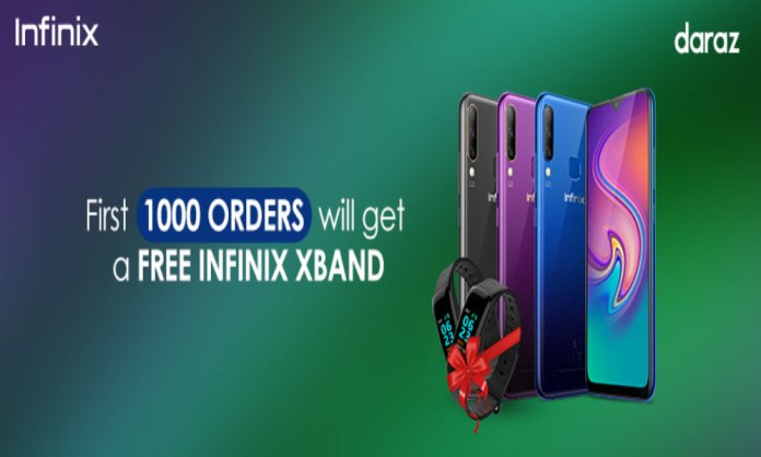 Infinix S4 With 32MP Selfie Camera Launched in Pakistan