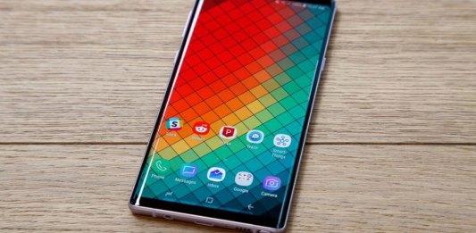Samsung announces it's next flagship phone Note 10