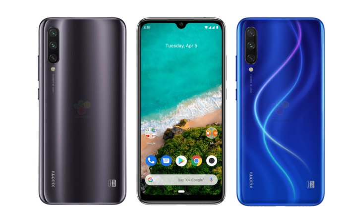 Xiaomi introduces the Mi A3 phone with Snapdragon 730 processor