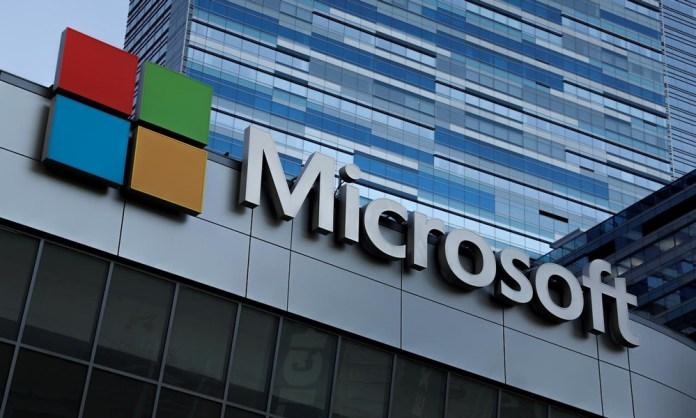 Microsoft defends Huawei in Trump court