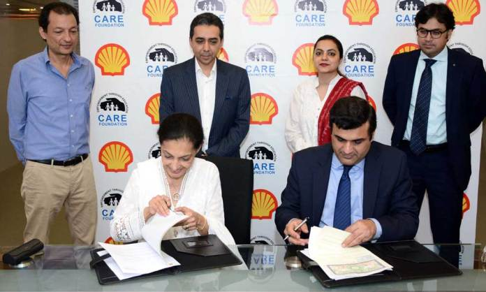 Shell Pakistan and CARE Foundation join hands for Road Safety Awareness