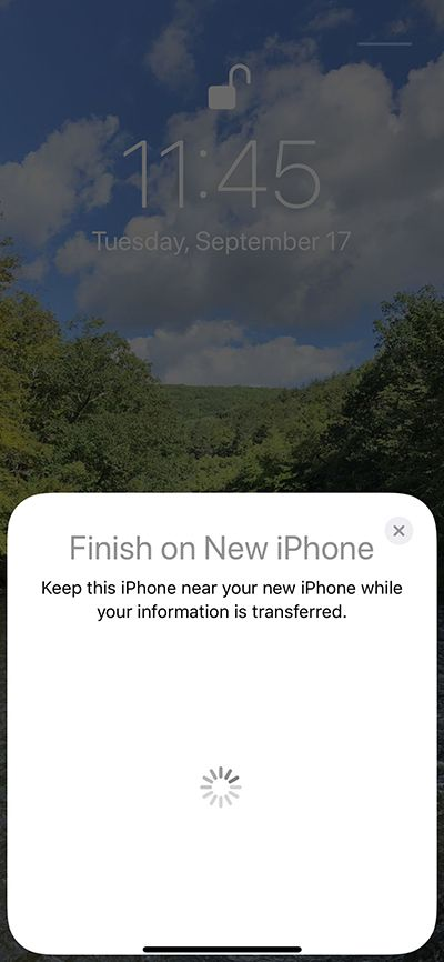 How to transfer data from your old iPhone to iPhone 11