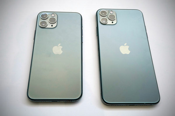What's the difference between iPhone 11 and iPhone 11 Pro?