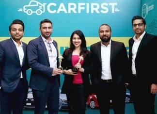 CARFIRST WINS CONSUMERS CHOICE AWARD 2019