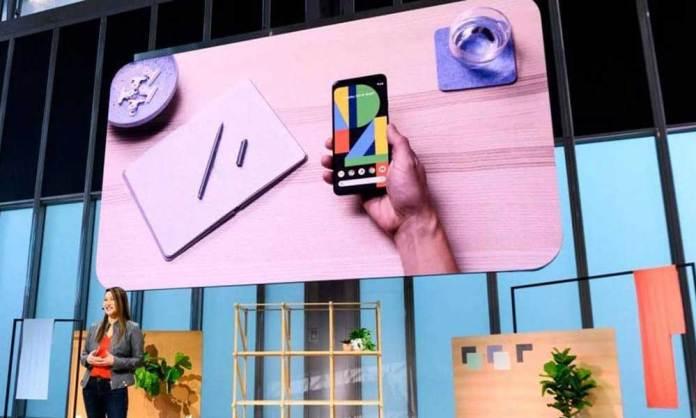 Google Pixel 4 coming with a radar sensor and AI capabilities
