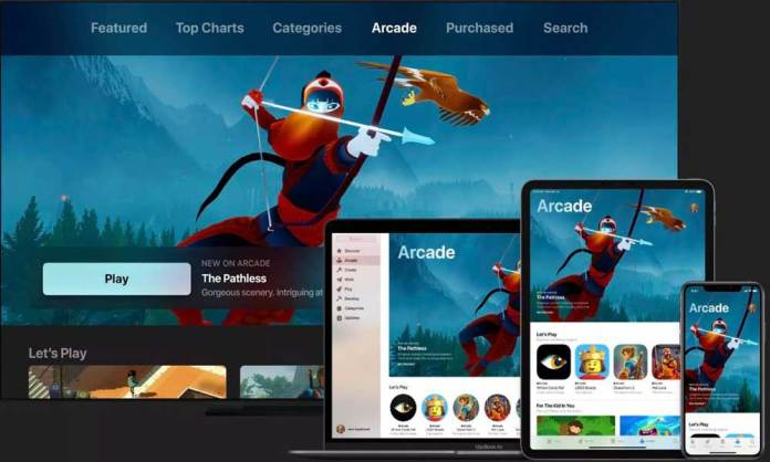 Apple Arcade Platform Adds Five New Games As The Free Trial