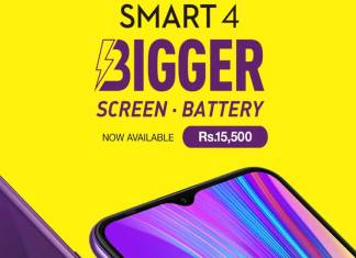 Infinix Smart 4 now available in Pakistan