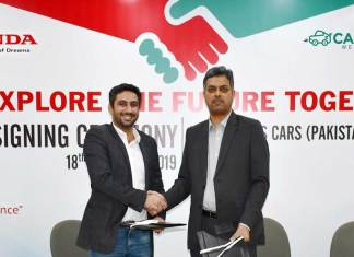 """Honda Atlas and CarFirst Jointly Offer """"The Exchange Program"""""""