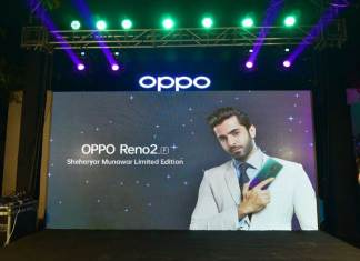 OPPO Reno2 F Shahryar Munawar Special Edition Launched in Pakistan