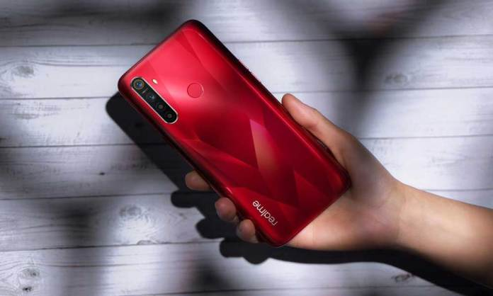 Realme 5s will be launch on on 23rd December