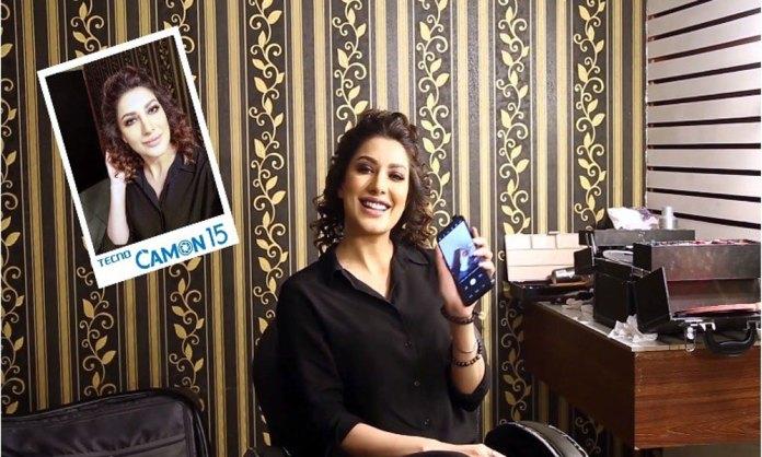 TECNO rumored to sign Mehwish Hayat as Brand Ambassador