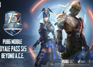 "PUBG Mobile Royale Pass Season 15 ""Beyond A.C.E."" Delivers Sleek and Customizable Rewards"