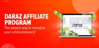 Daraz Affiliate Program launched – Here's How to Join it & Earn!